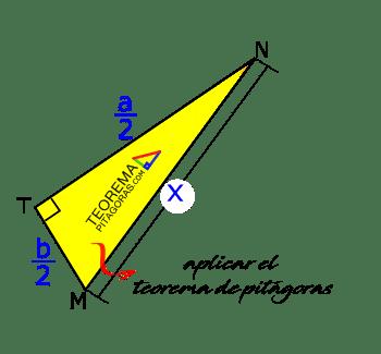 Problema 05 de Teorema de Pitágoras